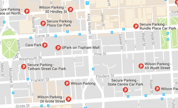 Adelaide-Parking-Options