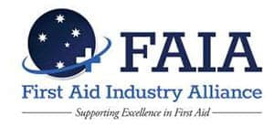 First Aid Industry Alliance Logo