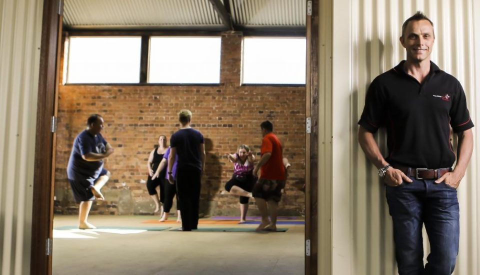 awfa yogo class
